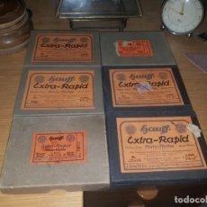 Antigüedades: LOTE DE MAS DE 50 PLACAS DE FOTOS CRISTAL . Lote 149694018