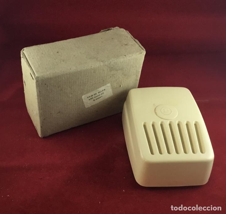Teléfonos: Antigua caja de relés, KRE-8000-AO, de Citesa, para la CTNE, actual Telefónica - Foto 2 - 149803946