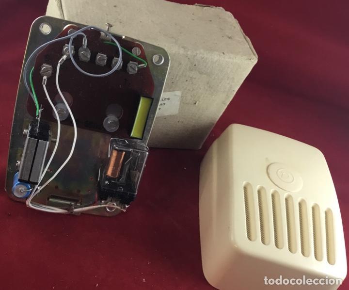 Teléfonos: Antigua caja de relés, KRE-8000-AO, de Citesa, para la CTNE, actual Telefónica - Foto 3 - 149803946