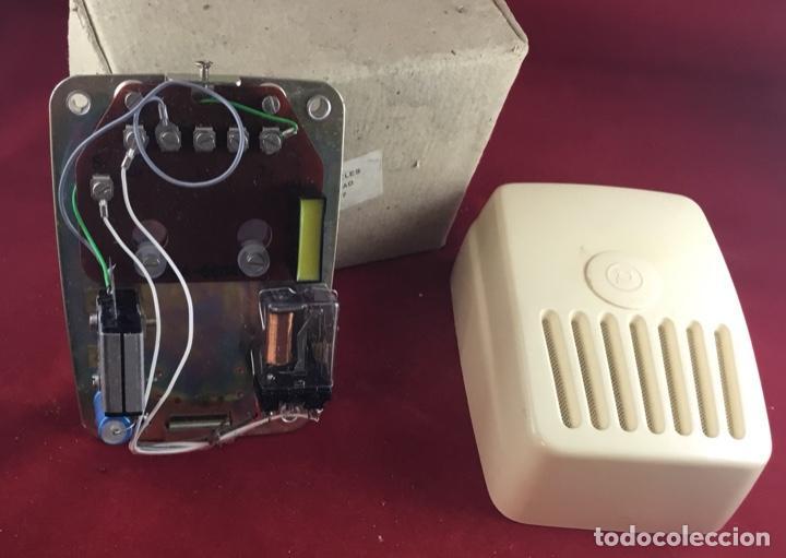 Teléfonos: Antigua caja de relés, KRE-8000-AO, de Citesa, para la CTNE, actual Telefónica - Foto 5 - 149803946