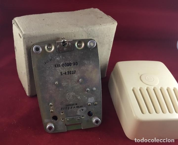 Teléfonos: Antigua caja de relés, KRE-8000-AO, de Citesa, para la CTNE, actual Telefónica - Foto 6 - 149803946