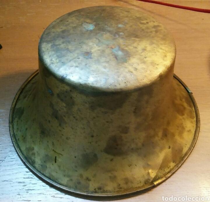 Antigüedades: Balanza antigua con 2 platos antiguas - Foto 7 - 149834510