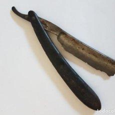 Antigüedades: NAVAJA ANTIGUA DE AFEITAR ( GUILLERMO HOPPE ) AÑOS 30/40. Lote 149847110