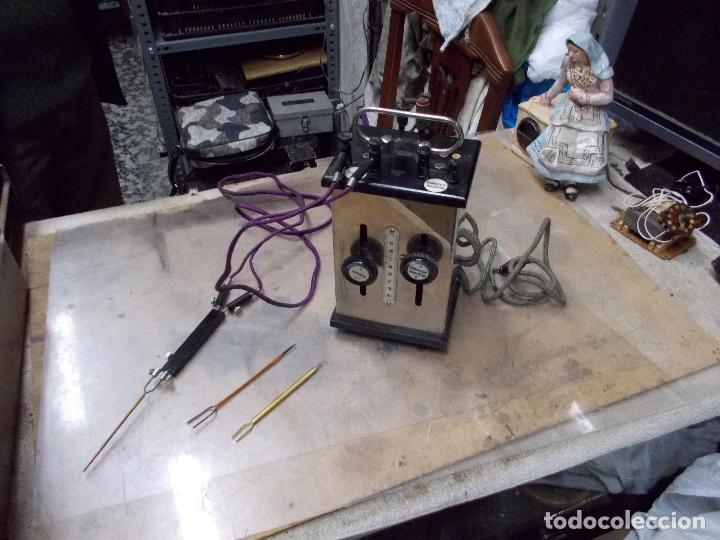 APARATO MEDICO (Antigüedades - Técnicas - Herramientas Profesionales - Medicina)