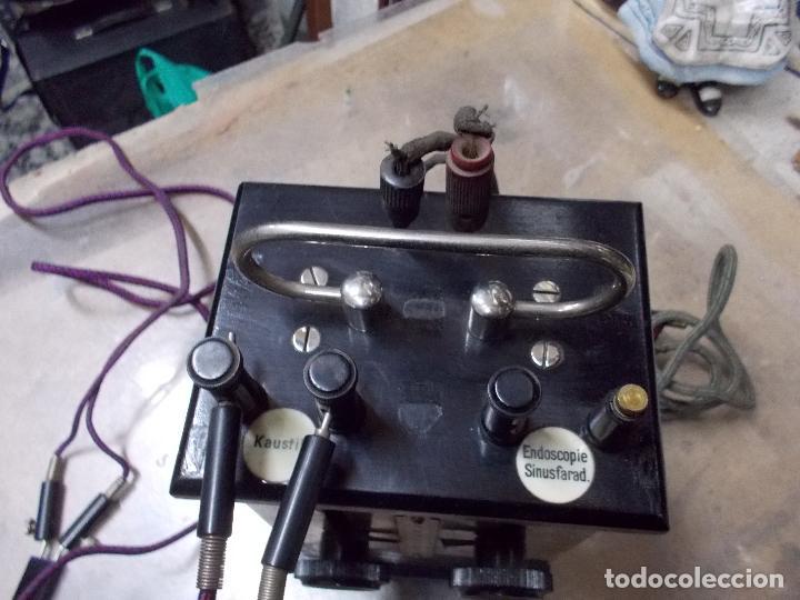 Antigüedades: aparato medico - Foto 10 - 149989790
