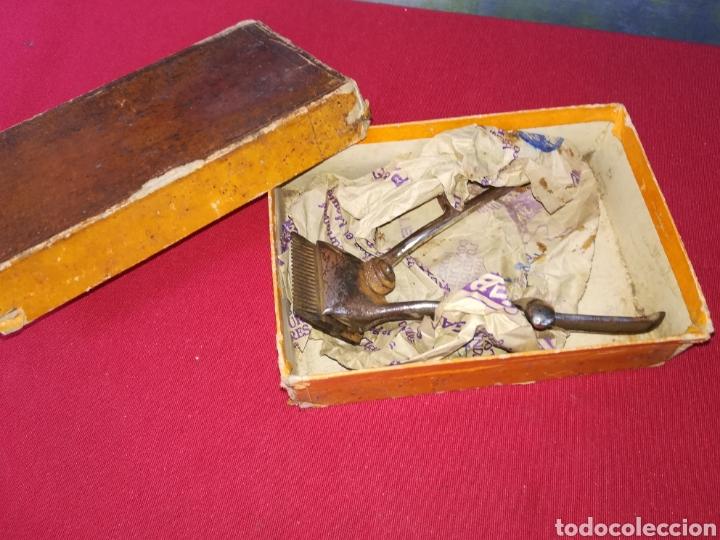 Antigüedades: Antigua cortadora de pelo - Foto 5 - 150077965