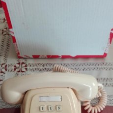 Teléfonos: ANTIGUO TELEFONO HERALDO IDEAL PARA DECORACION POP RETRO. Lote 150251582