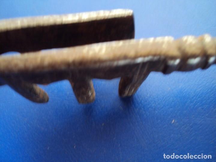 Antigüedades: (ANT-190224)LLAVE DE FORJA - SIGLO XVIII - Foto 10 - 150515246