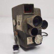 Antigüedades: 219- ANTIGUA CAMARA FILMAR WOLLENSAK MODEL 43. Lote 150660410