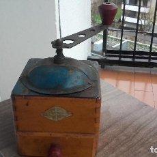 Antigüedades: MOLINILLO DE CAFÉ DURANDEL. Lote 150664058