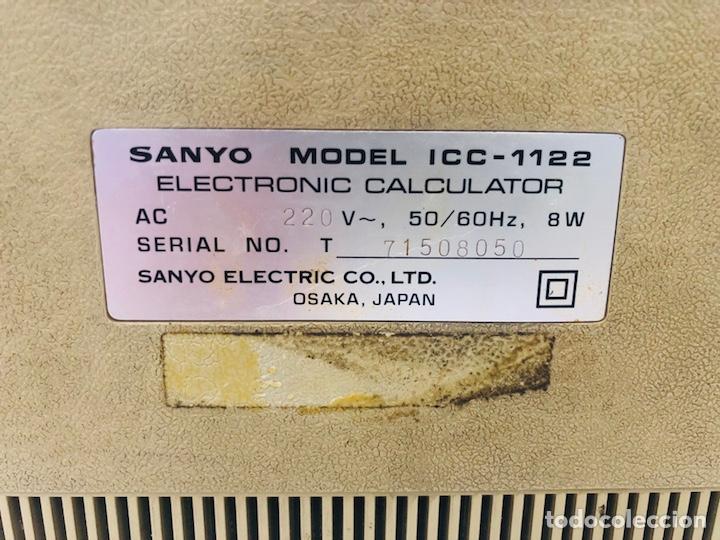 Antigüedades: Sanyo ICC-1122 - Foto 11 - 150740741