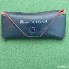 Teléfonos: ANTIGUAS GAFAS DE SEGURIDAD DE TELEFÓNICA. Lote 150777206