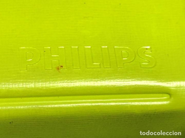 Antigüedades: MAQUINA AFEITAR PHILIPS BEAUTY LADY SHAVE NUEVA 9X12CMS - Foto 11 - 150821642