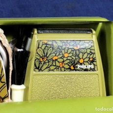 Antigüedades: MAQUINA AFEITAR PHILIPS BEAUTY LADY SHAVE NUEVA 9X12CMS. Lote 150821642