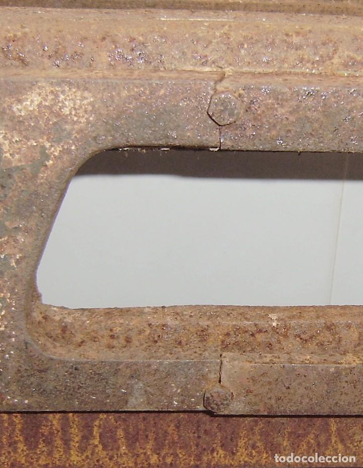 Antigüedades: Puerta de horno de panaderia - Verdu y compañia.Años 50. - Foto 10 - 150849786