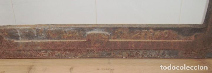 Antigüedades: Puerta de horno de panaderia - Verdu y compañia.Años 50. - Foto 14 - 150849786