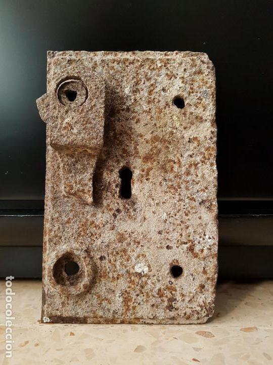 Antigüedades: Puerta contador AGUAS DE ARGENTONA A MATARÓ - Foto 5 - 150949466