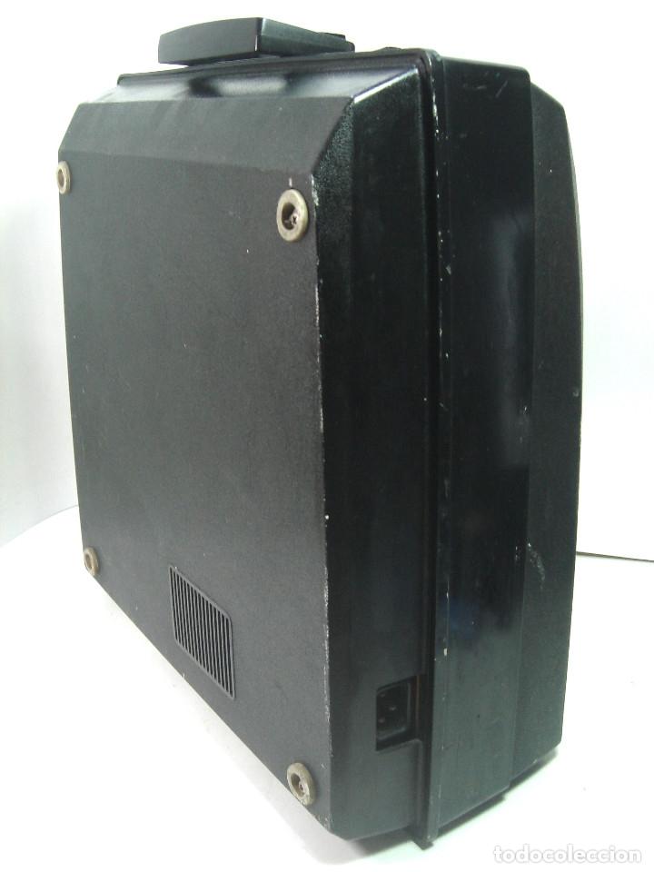 Antigüedades: MAQUINA ESCRIBIR ELECTRICA-BROTHER ELECTRIC 3600- JAPAN 1980 + MALETA TRANSPORTE - Foto 13 - 151161738
