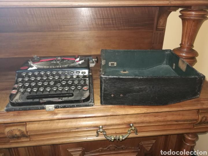 Antigüedades: Máquina de escribir Remington - Foto 3 - 151167789