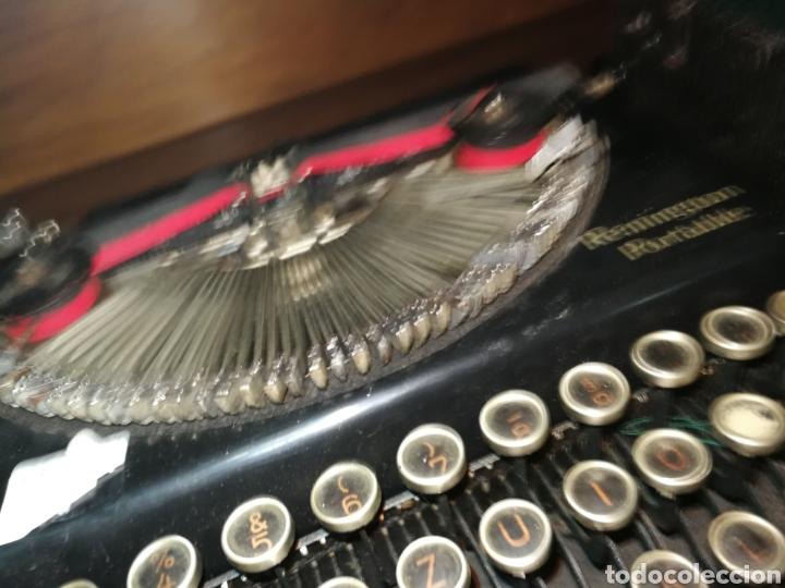 Antigüedades: Máquina de escribir Remington - Foto 5 - 151167789