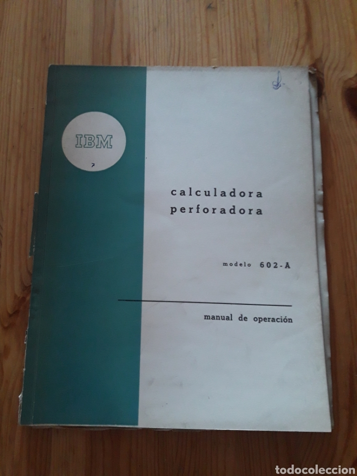 Antigüedades: IBM reproductora clasificadora calculadora perforadora inicio informatica años 40 50 libros - Foto 2 - 151243650