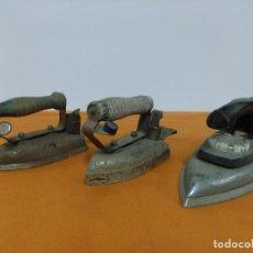 Antigüedades: ANTIGUAS PLANCHAS ELECTRICAS. Lote 151301718