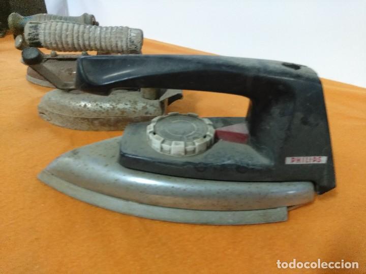 Antigüedades: ANTIGUAS PLANCHAS ELECTRICAS - Foto 3 - 151301718