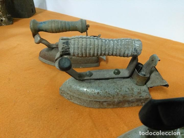 Antigüedades: ANTIGUAS PLANCHAS ELECTRICAS - Foto 4 - 151301718
