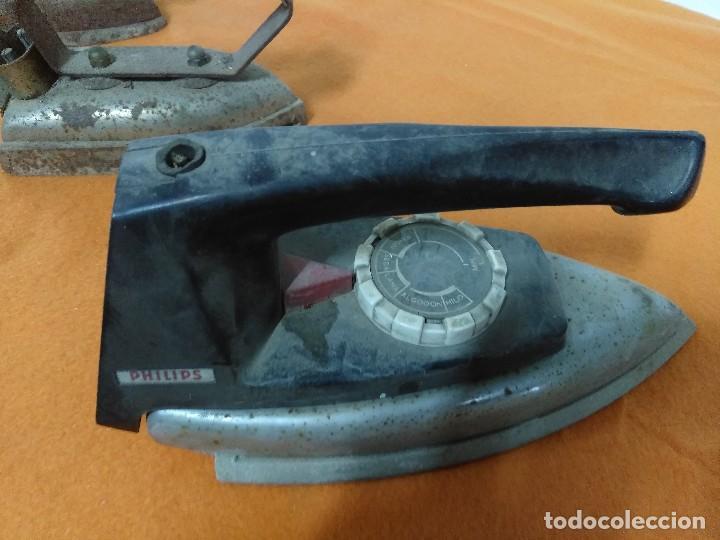 Antigüedades: ANTIGUAS PLANCHAS ELECTRICAS - Foto 6 - 151301718