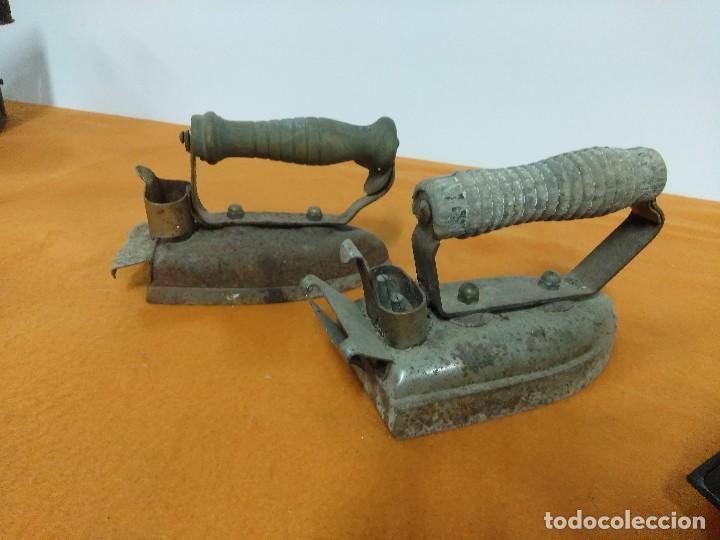 Antigüedades: ANTIGUAS PLANCHAS ELECTRICAS - Foto 7 - 151301718