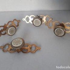 Antigüedades: TIRADORES VINTAGE. Lote 151322118