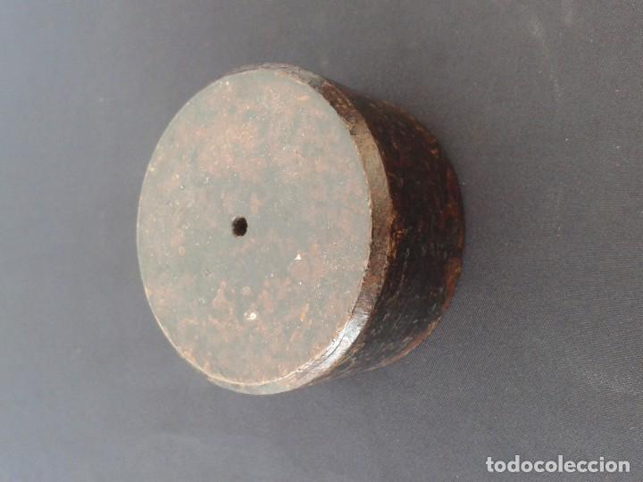 Antigüedades: PESA PONDERAL 750 Gr ROMANA - Foto 2 - 151334238
