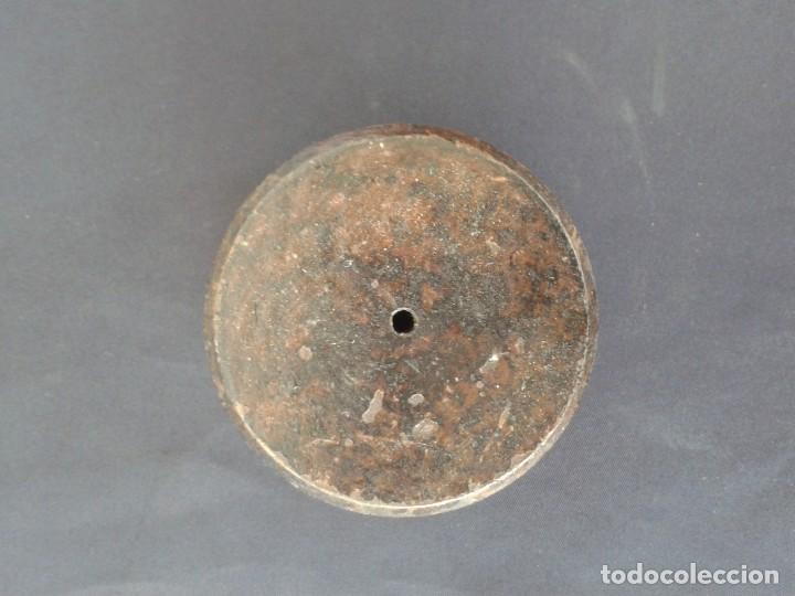 Antigüedades: PESA PONDERAL 750 Gr ROMANA - Foto 3 - 151334238