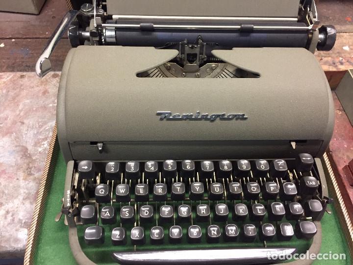 REMINGTON RAND (Antigüedades - Técnicas - Máquinas de Escribir Antiguas - Remington)