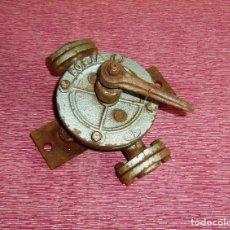 Antigüedades: ANTIGUA BOMBA DE AGUA MANUAL DE LA MARCA BORJA Nº 1.. Lote 151456406