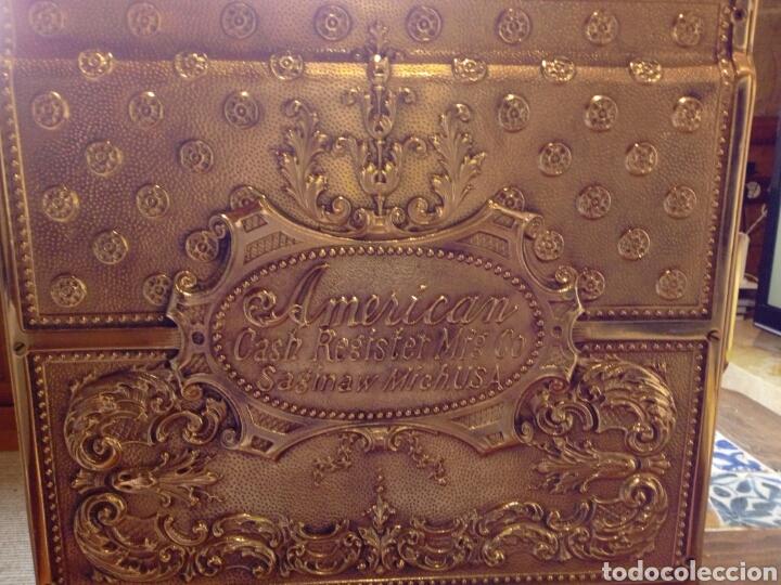 Antigüedades: Caja registradora national - Foto 3 - 151471798
