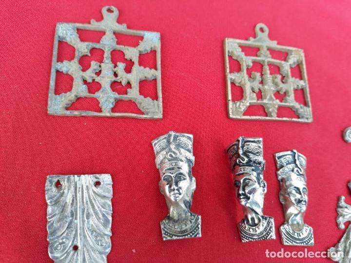Antigüedades: embellesedores religiosos - Foto 2 - 151482970