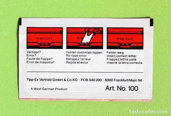 Antigüedades: Papel de corrección - Foto 2 - 162199682