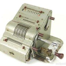 Antigüedades: CALCULADORA BRUNSVIGA 13 RK AÑO 1952 RECHENMASCHINE MACHINE A CALCULER. Lote 151894922