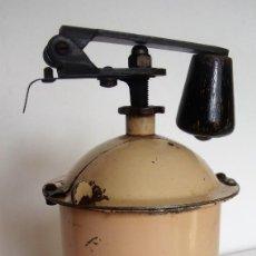 Antigüedades: ESPECTACULAR MOLINILLO DE CAFÉ MARCA SALAM. FRANCIA. CA. 1950. Lote 151904702