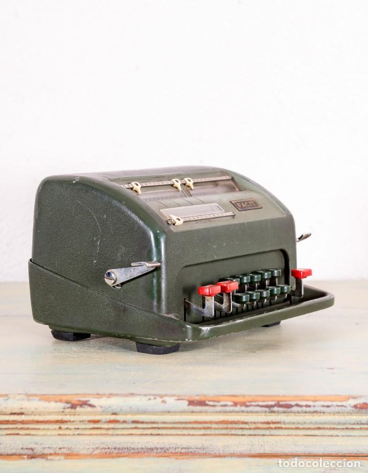 Antigüedades: Calculadora Antigua Facit - Foto 3 - 151964882
