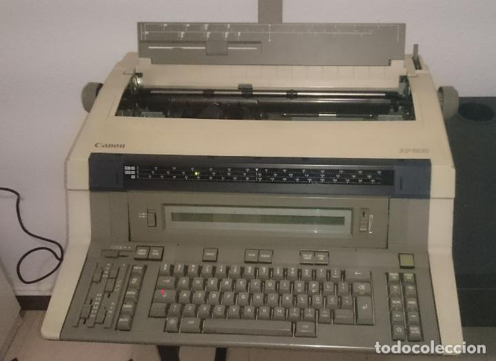 CANON AP 800 (Antigüedades - Técnicas - Máquinas de Escribir Antiguas - Otras)