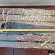 Antigüedades: SERRUCHO SIERRA DE LAMINA USADO. Lote 152053461