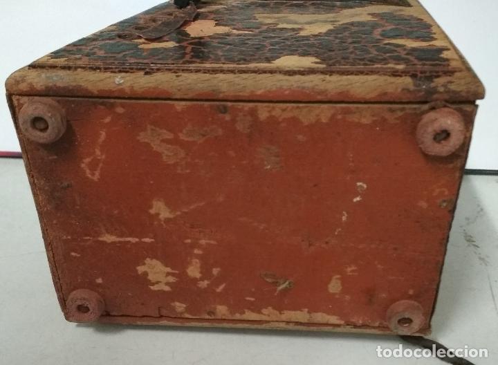 Antigüedades: VOLTIMETRO O TRANSFOMADOR ANTIGUO MARCA CETRA - Foto 4 - 152102042