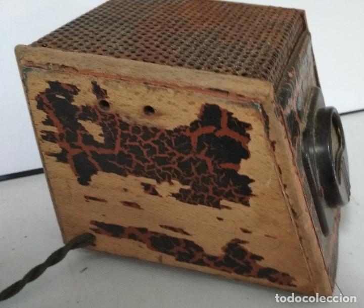 Antigüedades: VOLTIMETRO O TRANSFOMADOR ANTIGUO MARCA CETRA - Foto 5 - 152102042