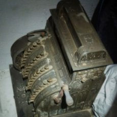 Antigüedades: CAJA REGISTRADORA. Lote 152346388