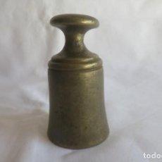 Antigüedades: PESA DE 2 LIBRAS CATALANAS CA 1850. Lote 152394810