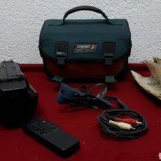 Antigüedades: VIDEO CAMARE RECORDER 8 - HANDYCAM VISION - MODELO CCD-TRV14E. Lote 152395572