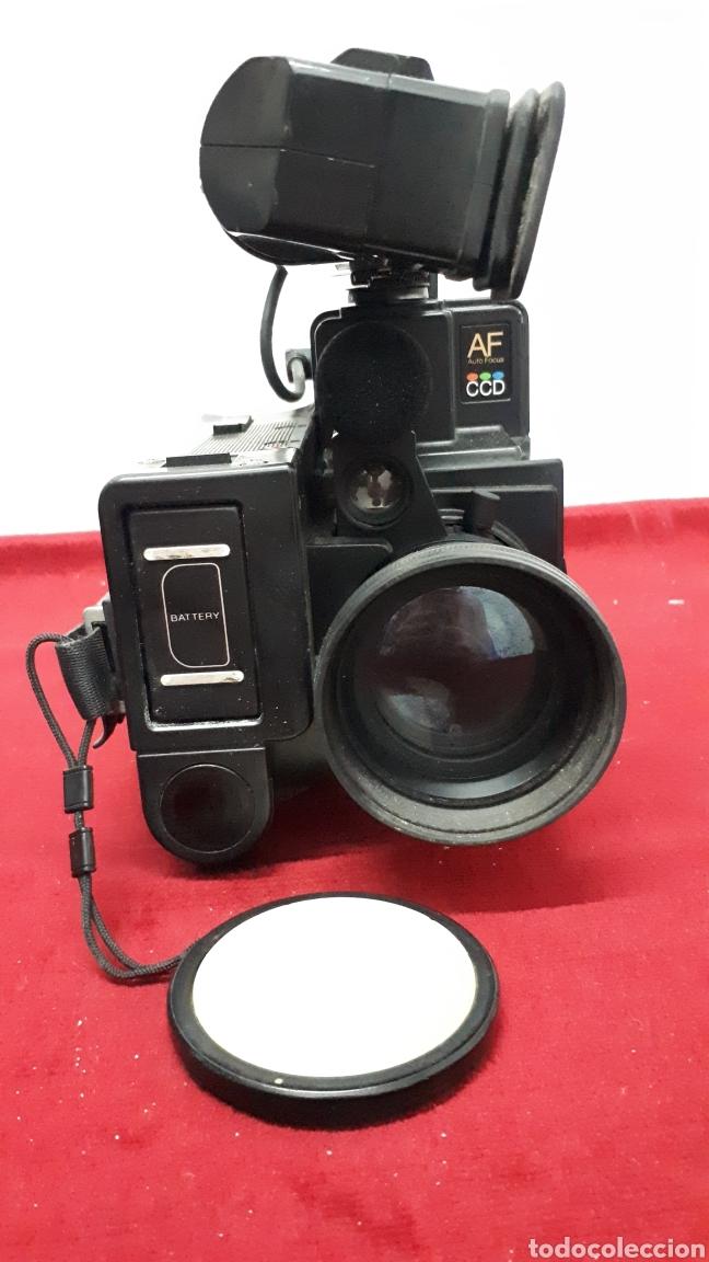 Antigüedades: SONY VIDEO8 AF - modelo CCD-V8AF / cámara de vídeo - Foto 4 - 158015100