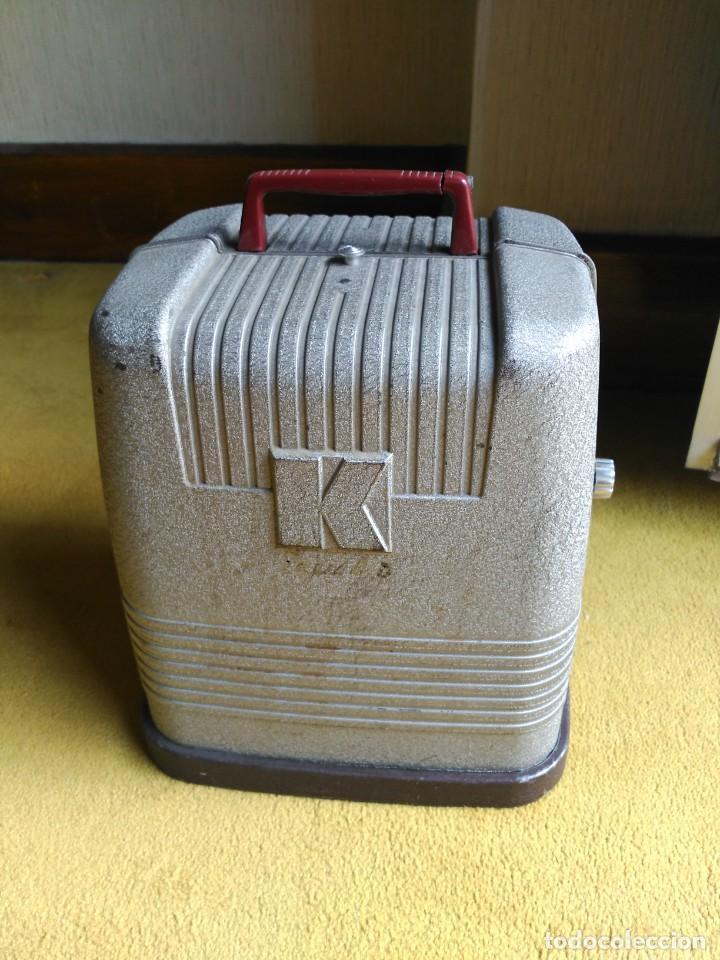 Antigüedades: Proyector 8mm Keyston K100 - Foto 7 - 152455662